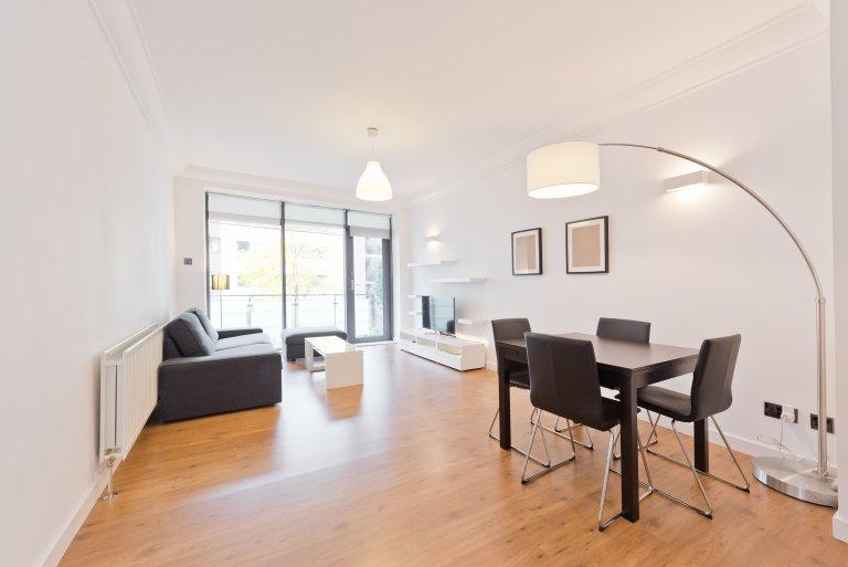 Mieszkanie z 2 sypialniami do wynajęcia w North Inner City w Dublinie