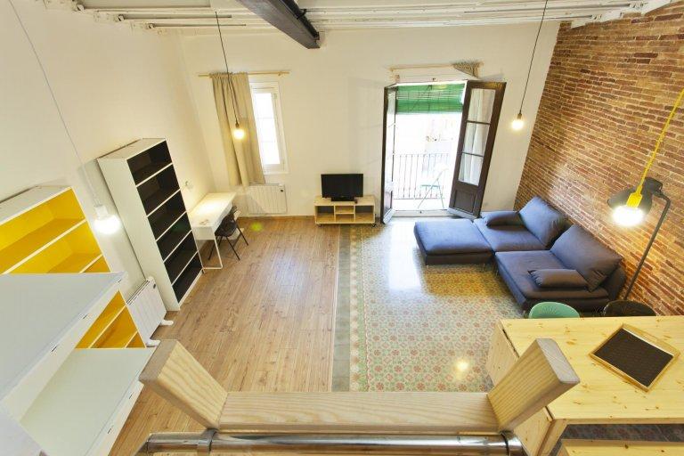 Apartamento 0 habitaciones Barcelona