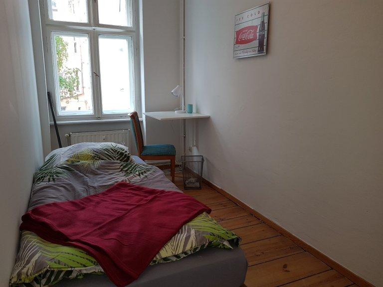 Pokój do wynajęcia w 3-pokojowym mieszkaniu w Neukölln, Berlin