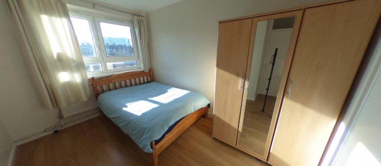 Preciosa habitación para alquilar en Whitechapel, Londres