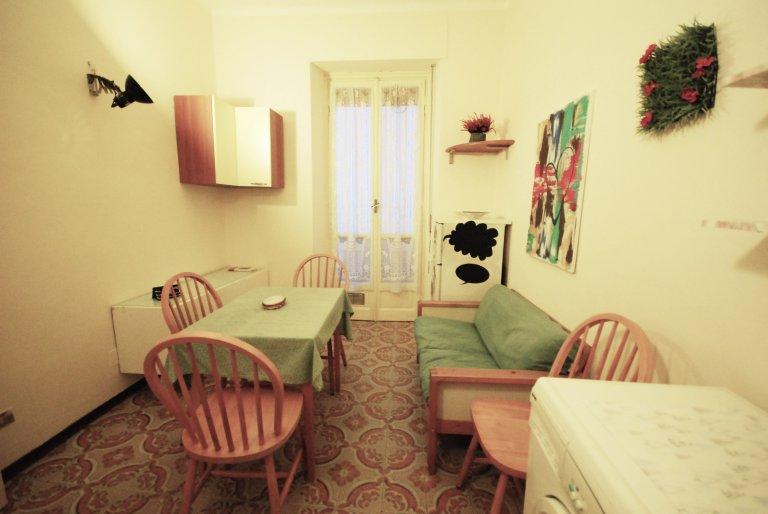 1-bedroom apartment for rent in Torino Lingotto