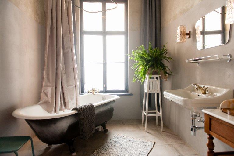 1-bedroom apartment with balcony for rent in Leopoldstadt