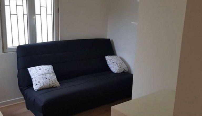 Apartamento estúdio para alugar em Villeneuve-Saint-Georges, Paris