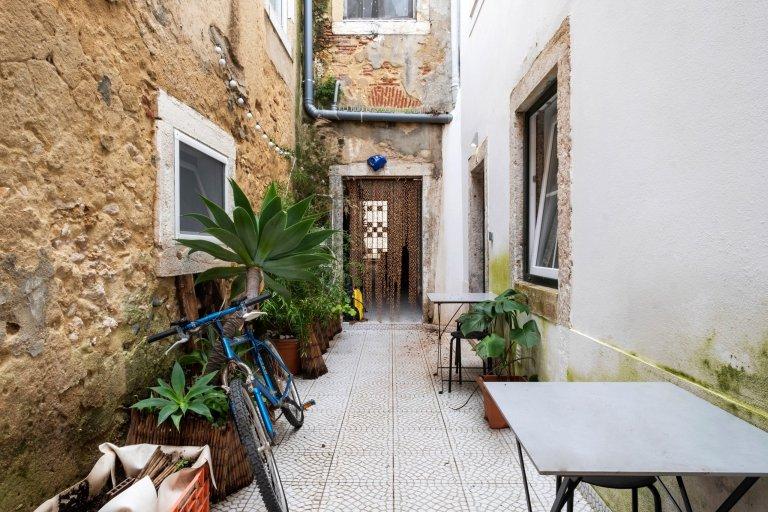 Estudio en alquiler en Belém, Lisboa