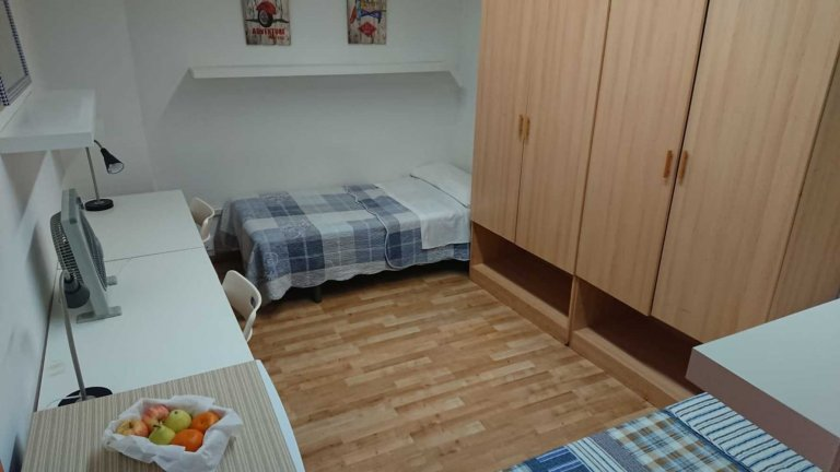 Cama en alquiler en residencia de 18 habitaciones en Sarrià-Sant Gervasi
