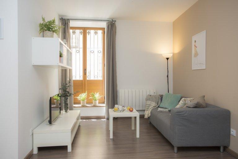 1-pokojowe mieszkanie do wynajęcia w Ciutat Vella, Valencia
