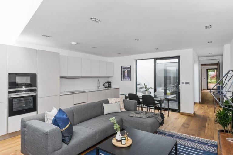 Fabuloso apartamento de 2 quartos para alugar em Islington, Londres