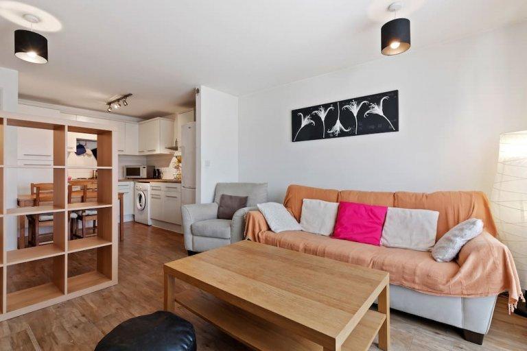 2-Zimmer-Wohnung zu vermieten in Homerton, London