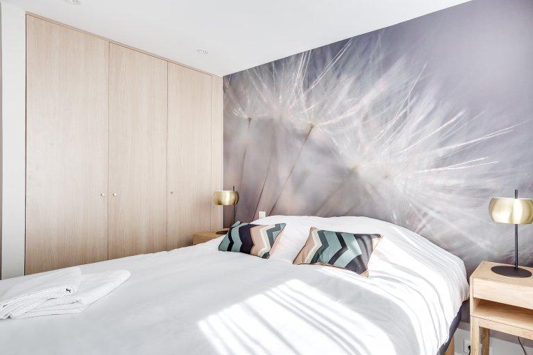 Pokój do wynajęcia w mieszkaniu z 2 sypialniami w 15. dzielnicy,