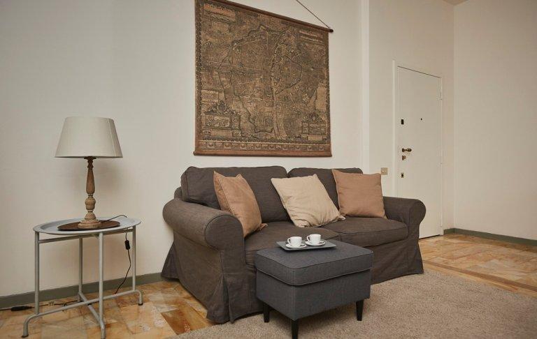 1-bedroom apartment for rent in Navigli, Milan