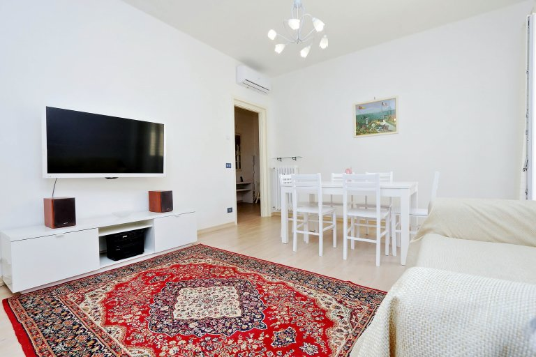 Beautiful 2-bedroom apartment for rent in Monteverde, Rome