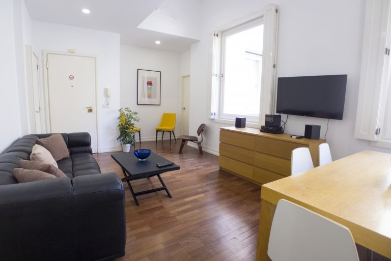 Cool 3-bedroom apartment for rent in Carmo, Lisbon