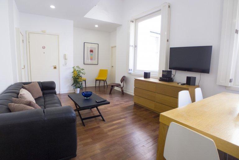 Lizbon Carmo'da kiralık 3 + 1 daire