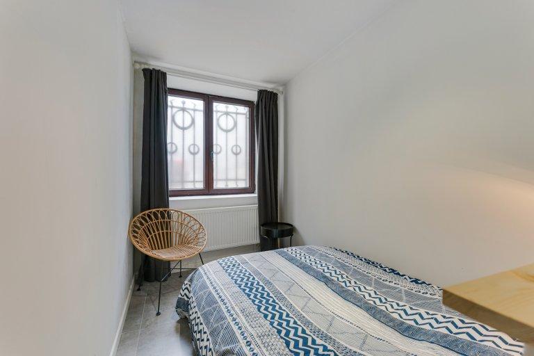 Brüksel, Etterbeek'te 8 yatak odalı evde oda
