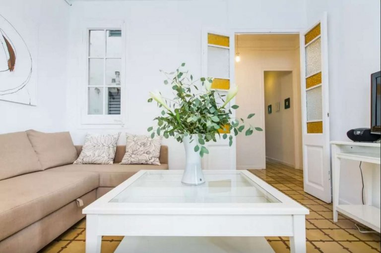 5-Zimmer-Wohnung zur Miete in Eixample, Barcelona