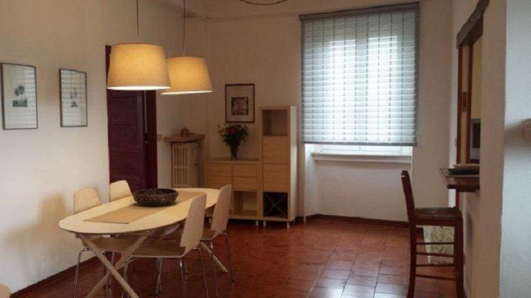 Apartamento de 2 dormitorios en alquiler en Villapizzone, Milán
