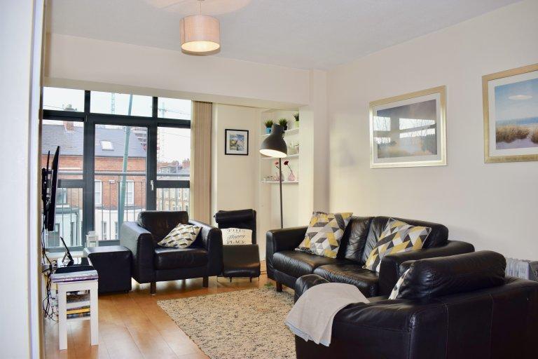 Appartamento con 3 camere da letto in affitto a Ballsbridge, Dublino