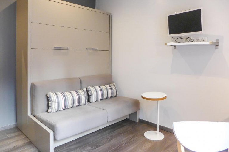 Apartamento estúdio para alugar no 3º arrondissement de Paris