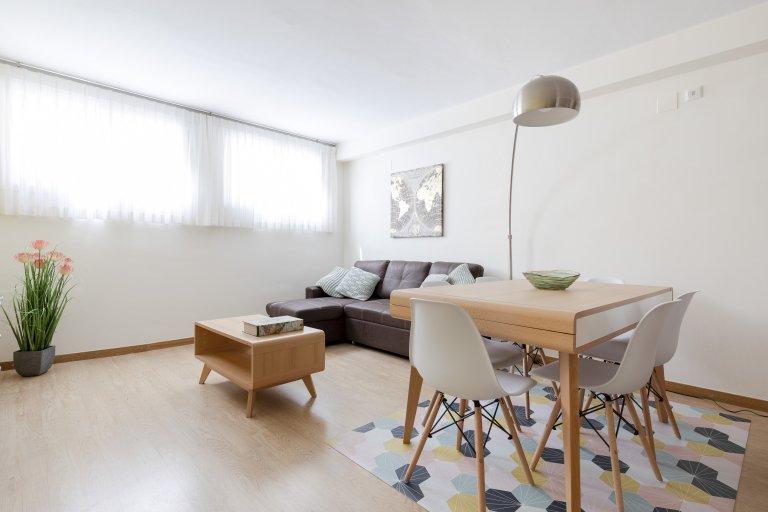 3-bedroom apartment for rent in Sants, Barcelona