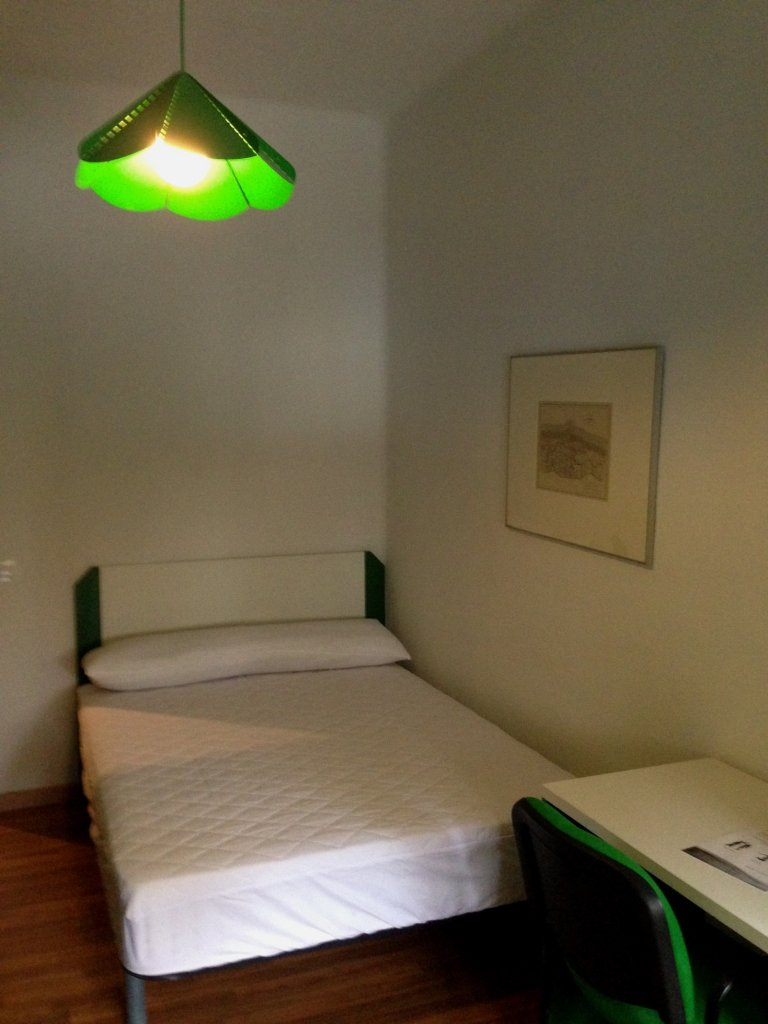 Comfortable room for rent in 9-bedroom apartment in Atocha