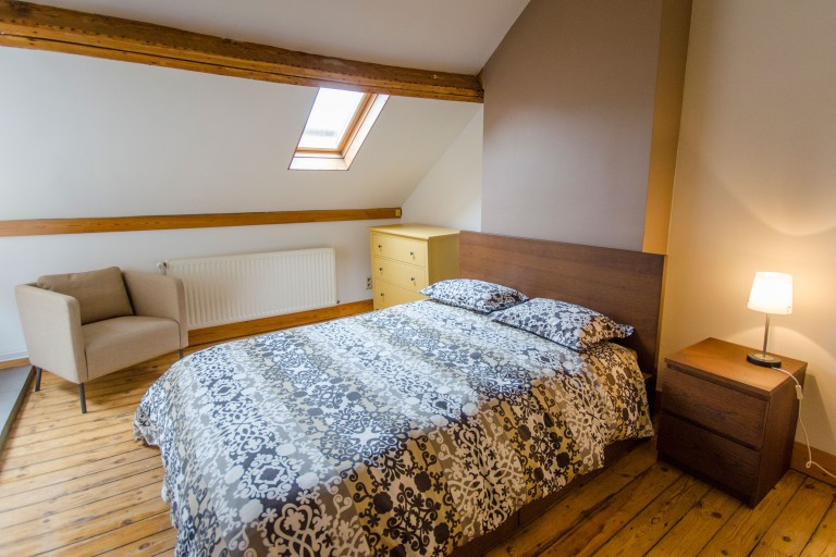 Bedroom 9 with double bed