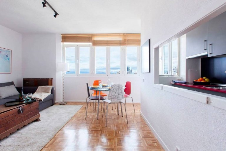 2-bedroom apartment for rent in Tetuán, Madrid