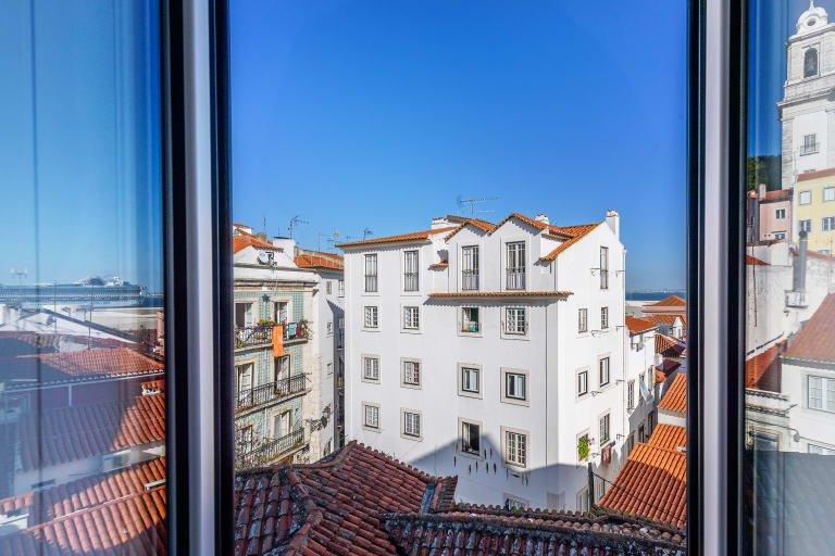 1 yatak odalı daire kiralık Alfama, Lizbon