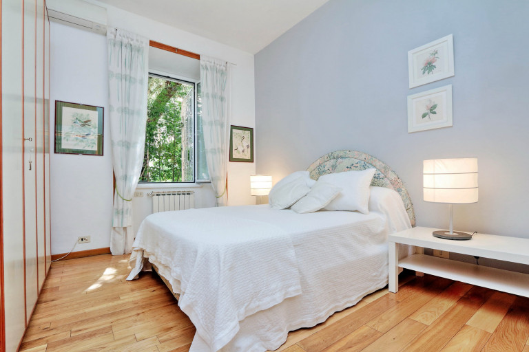Charming 1-bedroom apartment for rent in Ostiense, Rome