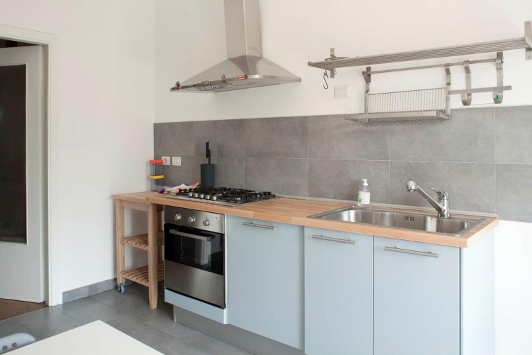 2-bedroom apartment for rent in Sarpi, Milan