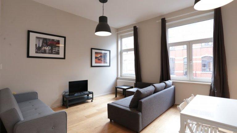 Élégant appartement 1 chambre à louer à Uccle, Bruxelles