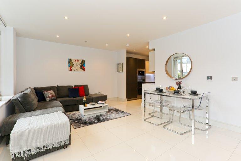 Grand appartement de 3 chambres à louer à Whitechapel, Londres