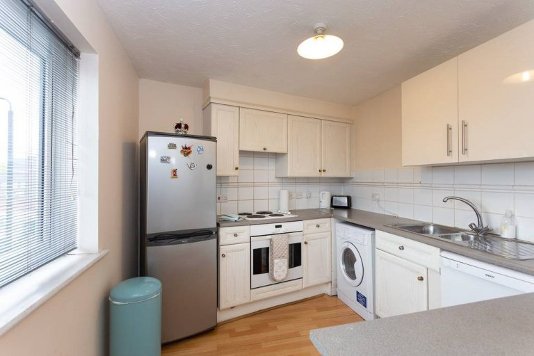 3-bedroom flat for rent in Tower Hamlets in London