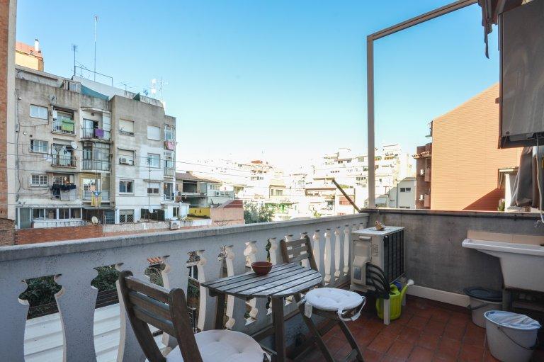 2-pokojowe mieszkanie do wynajęcia w Sant Andreu, Barcelona