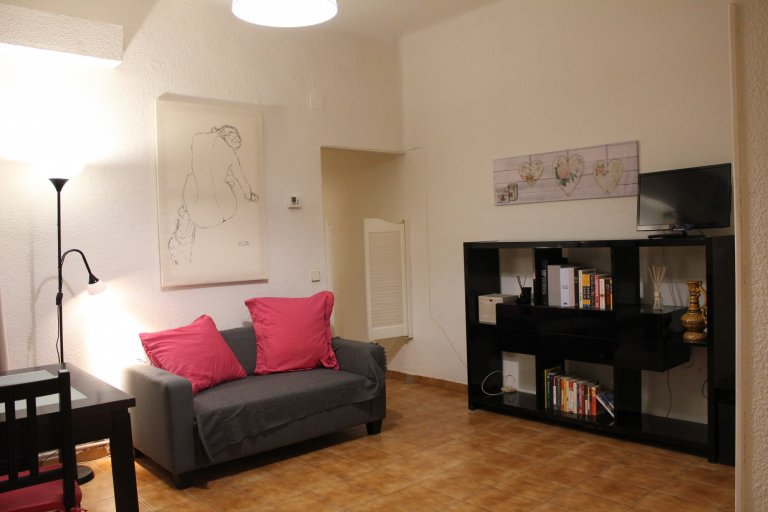 Acolhedor apartamento de 4 quartos para alugar em Moncloa, Madrid