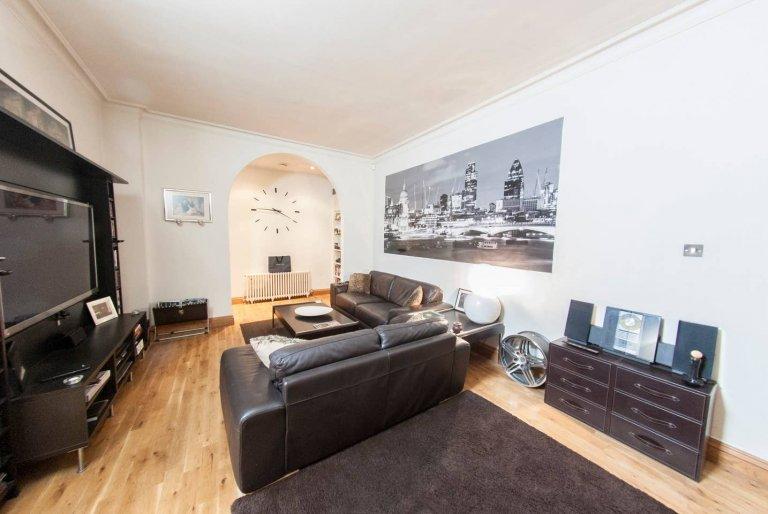 Mieszkanie z 1 sypialnią do wynajęcia w Belgravia w Londynie