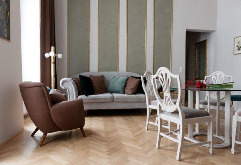 2-bedroom apartment for rent in Leopoldstadt, Vienna