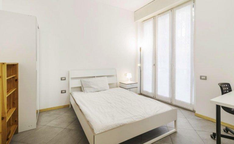 Luminosa stanza in affitto a San Siro, Milano