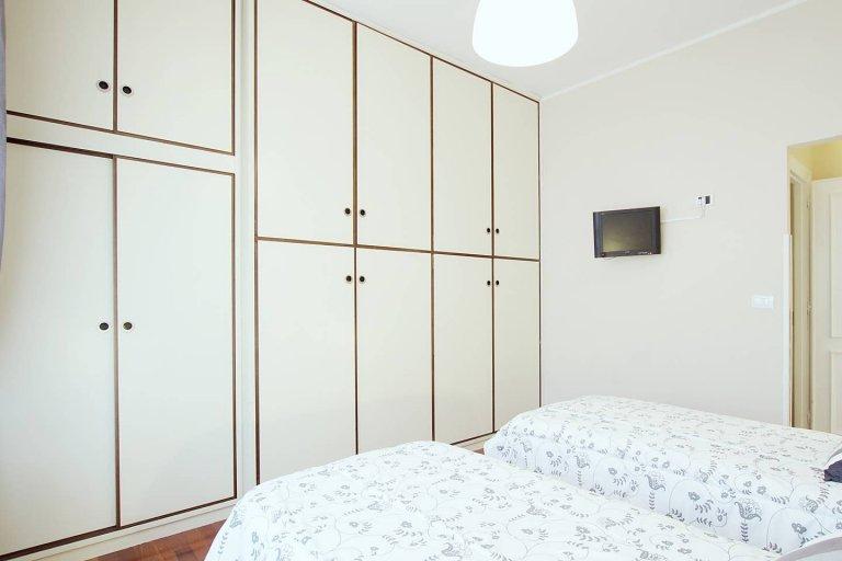 Zimmer in einer Wohngemeinschaft in Rom