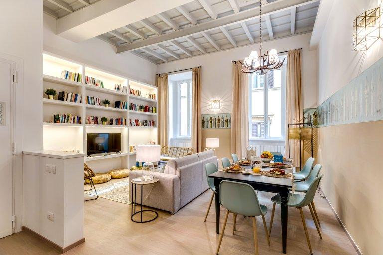 Appartement 3 chambres à louer à Centro Storico, Rome