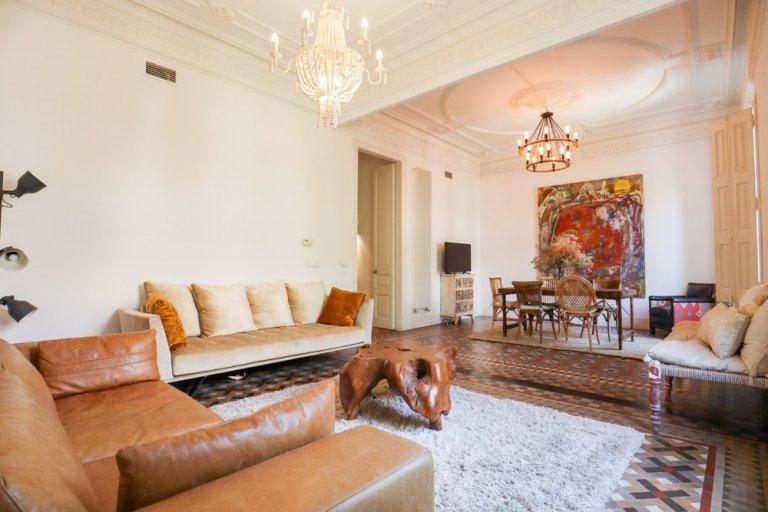 Apartamento de 2 dormitorios en alquiler en el Born, Barcelona