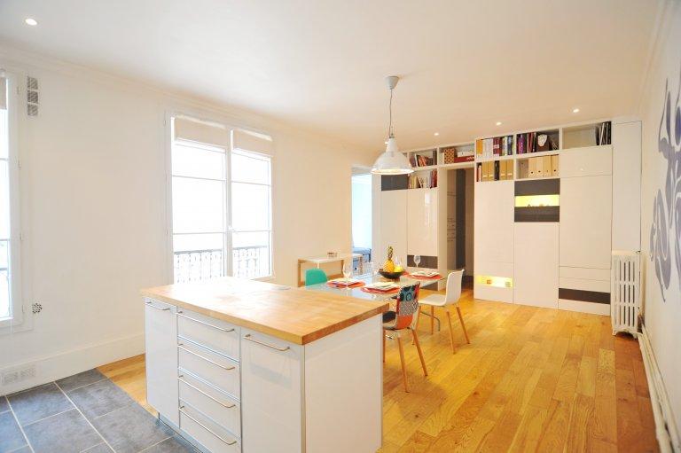 Przestronne 2-pokojowe mieszkanie do wynajęcia w 12. dzielnicy