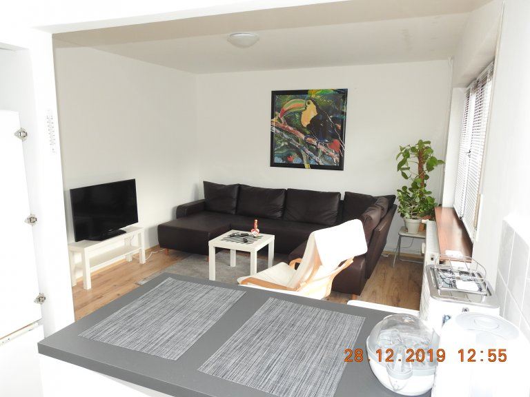 Apartamento inteiro 2 quartos em Berlim