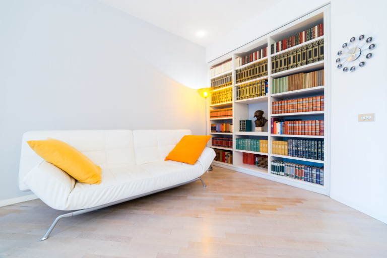 Colourful 3-bedroom apartment for rent in Vaticani, Rome