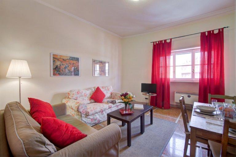 Appartamento con 1 camera da letto in affitto a Pinciano, Roma