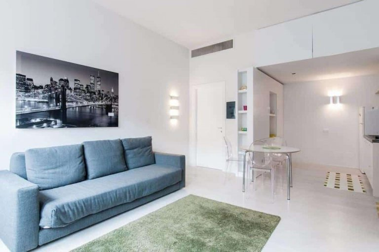 Studio-Wohnung zur Miete in Garibaldi, Mailand