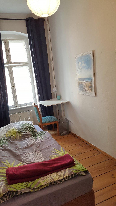 Chambre à louer dans appartement avec 3 chambres à Neukölln