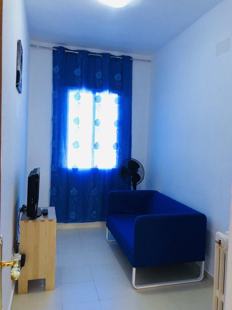Apartamento pequeno de 1 quarto para alugar em Chueca, Madrid