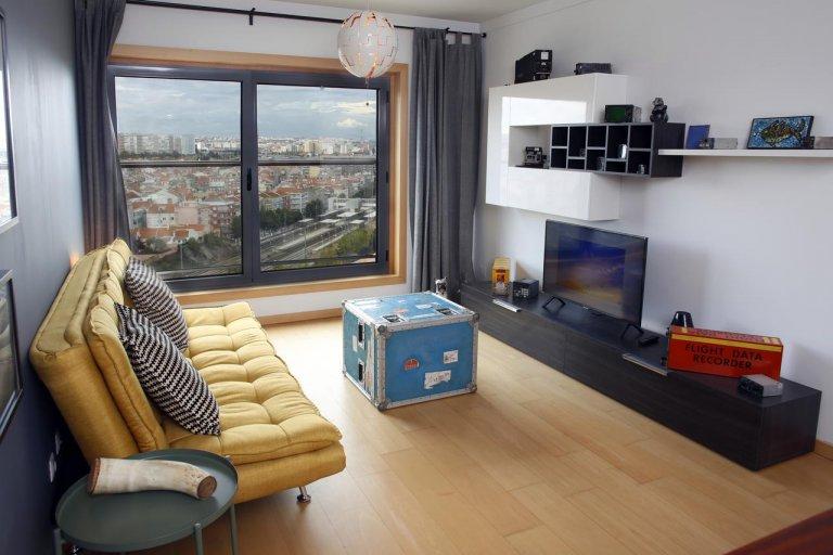 1-Zimmer-Wohnung zur Miete in Parque das Nações, Lissabon