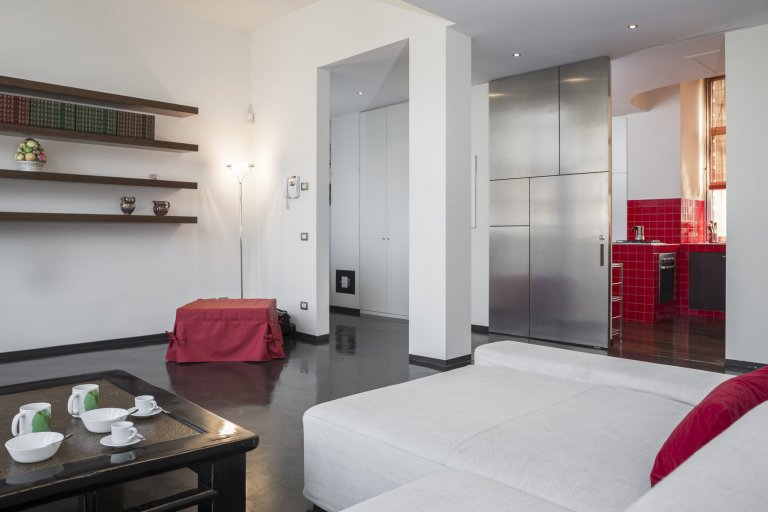 3-bedroom apartment for rent in Vigentino, Milan