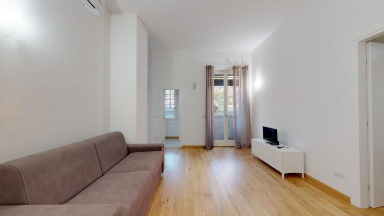 Apartamento de 1 quarto para alugar em Corso Magenta, Milão